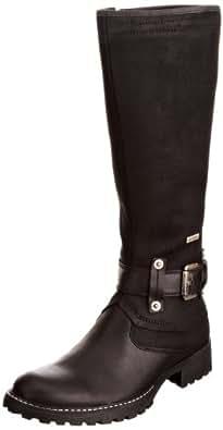 Richter Lina Suede Black Classic Boot 82.4463.2020 13 UK Junior, 32 EU