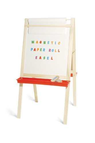 Crestline 343 Deluxe Magnetic Paper Roll Easel