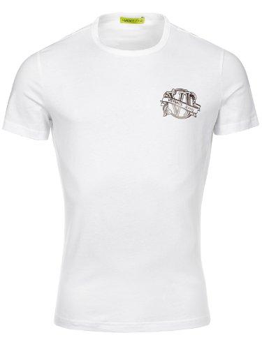 Versace Jeans Couture T-Shirt (M-03-Ts-30537) - 54(DE) / 54(IT) / 54(EU) - weiss