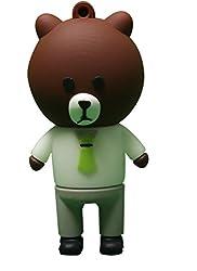 Dreambolic Mr. Brown PENDRIVE - 16GB