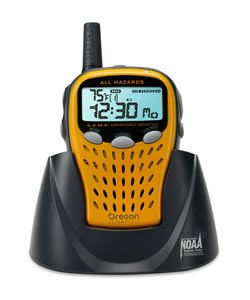 Buy Oregon Scientific WR113 Weather Radio with Temperature and Freeze Alarm