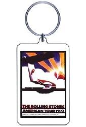 Rolling Stones - Key Chains - Plastic