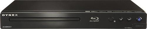 DYNEX DX-WBRDVD1-CA BLU-RAY DISC PLAYER