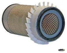WIX Filters - 42962 Heavy Duty Air Filter W/Fin, Pack of 1