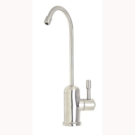 Mountain Plumbing 620NLBRS Point of Use Drinking Faucet, Brushed Stainless