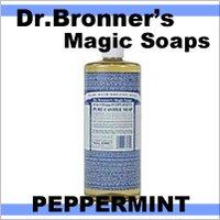 ドクターブロナー マジックソープ ペパーミント236ml