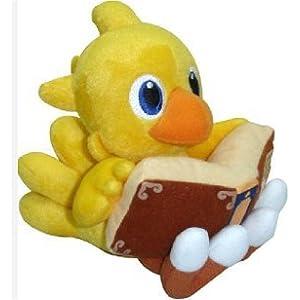Final Fantasy Plush - Chocobo