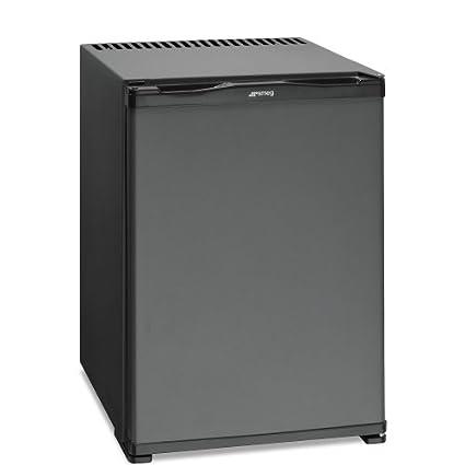Smeg ABM42-1 réfrigérateur - réfrigérateurs (Autonome, D, Noir, LED)