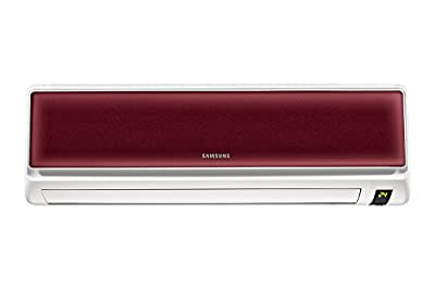 Samsung AR12JC3ESLW Split AC (1 Ton, 3 Star Rating, Refined Wine)