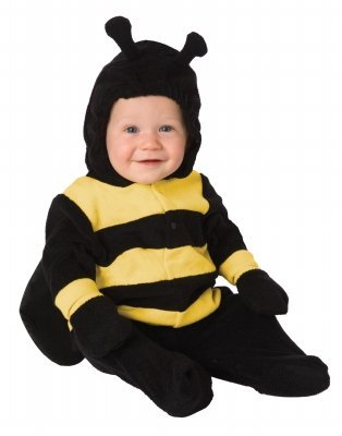 Baby Bumble Bee Costume - Toddler - Toddler