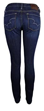 Big Star Bridgette Skinny Straight Jean, Luscious