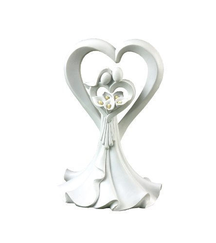 Hortense B. Hewitt Wedding Accessories Love's Embrace Cake Top