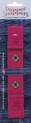 Dapper Snapper Baby & Toddler Adjustable Belt ~ Hot Pink
