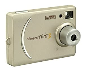 Mustek GSmart Mini 3 Digitalkamera (2,11 Megapixel)