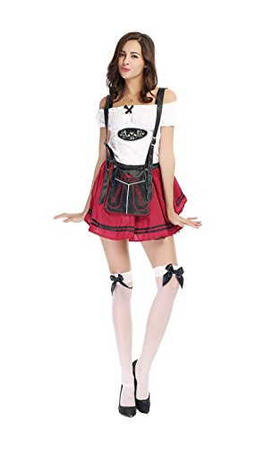Fashion Queen Women's Bavarian Bar Maid Costume
