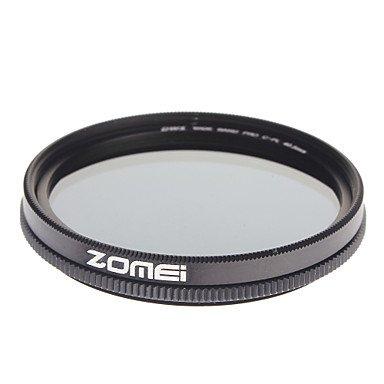 Peach Zomei Professional Optical Cpl-Slim Filters Super Circular Polarizer Hd Class Filter (40.5Mm)