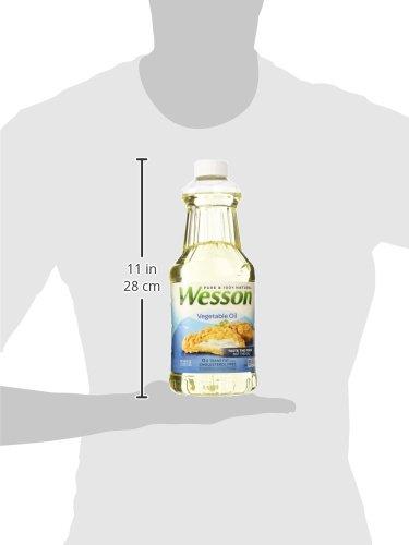 Wesson vegetable oil ingredients