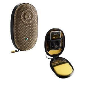 Sony Ericsson Mas-100 Active Speaker Portable Speaker In Active Yellow For Sony Ericsson W302 W350I W395 W508 W595 W715 W760I W910I W960I W980 Xperia Pureness W995 Yari And More