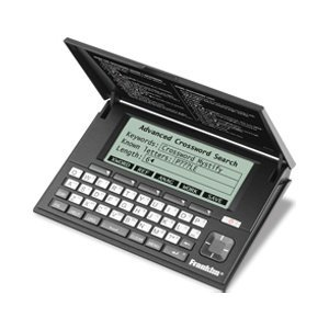Collins- Csb1500 Bradford'S Crossword Solver - Black