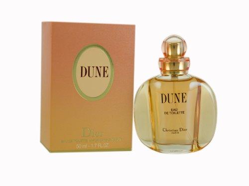 Christian Dior Dune Eau De Toilette Spray for Women 50ml