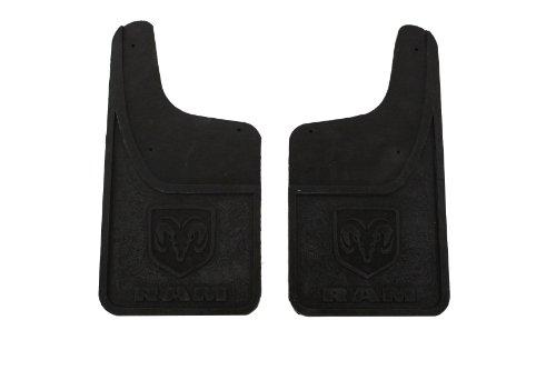 Genuine Dodge RAM Accessories 82212290 Rear Heavy Duty Rubber Splash Guard