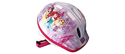 Disney Princess 802045 Half shell - bicycle helmets (Fixed, Kid's, Girl, Multicolour, Half shell) from Disney Princess