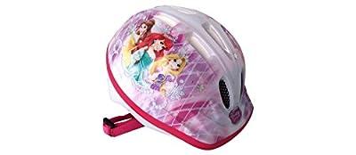 Disney Princess 802045 Half shell - bicycle helmets (Fixed, Kid's, Girl, Multicolour, Half shell) from Disney Princess