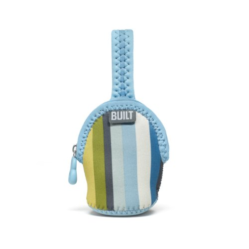 built-ny-double-pacifier-holder-baby-blue-stripe