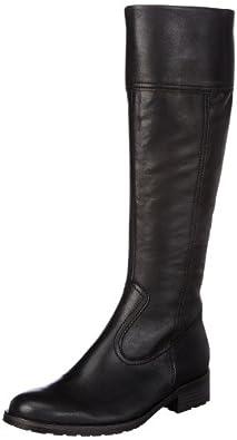 Gabor Shoes Gabor Comfort 72.776.67, Damen Stiefel, Schwarz (schwarz (Mel.)), EU 42.5 (UK 8.5) (US 11)