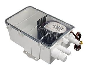 seaflo boat marine shower sump pump drain kit system 12v 750 gph multi. Black Bedroom Furniture Sets. Home Design Ideas