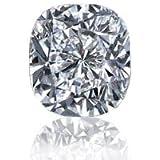 Loose Diamond 5.05 Carat Cushion Modified H VS1 EGL ISRAEL Certified