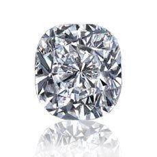 Loose Diamond 5.05 Carat Cushion Modified H VS1 Certified