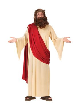 Jesus Christ Holy Man Adult Mens Halloween Costume
