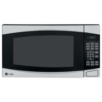 PEB2060SMSS GE PROFILE SERIES Countertop Microwave Oven Stainless Steel