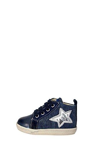 Falcotto 0012009947.01.9101 Sneakers Bambino Pelle Blu Blu 18