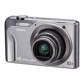 Casio EXILIM 12.1 Megapixel Digital Camera - Silver