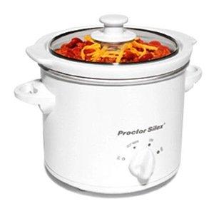 Proctor Silex 33015Y 1-1/2-Quart Round Slow Cooker-P by Proctor Silex