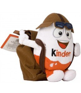 KINDER SURPRISE KINDERINO FIGURE with 150g KINDER CHOCOLATE, from Ferrero