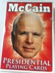 Mccain Playing Cards