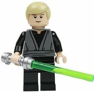 Amazon.com: LEGO Kids' 2907STWLS Star Wars Luke Skywalker ...