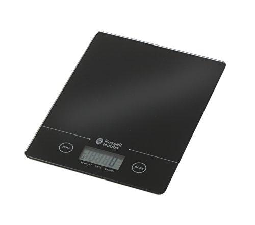 Russell hobbs 5 kg balance de cuisine numérique lCD noir
