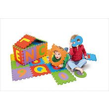 Imaginarium Alphabet & Numbers Foam Puzzle Mat - 36-Piece