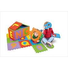 Imaginarium Alphabet & Numbers Foam Puzzle Mat - 36-Piece front-956771