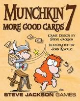 Munchkin 7: More Good Cards