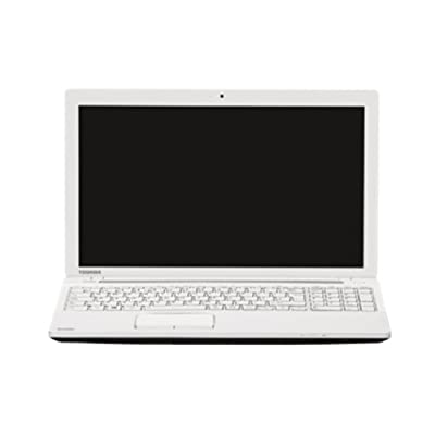 Toshiba Satellite C50-A P0014 15.6-inch Laptop (Luxury White Pearl)