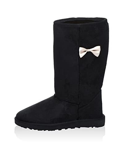 Just Bow Botas de invierno Negro