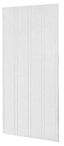 Swanstone DWP-3696BB-1-010 Decorative Beadboard Pattern Wall Panel, White Finish