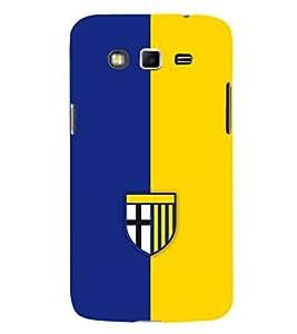 EPICCASE fc barca Mobile Back Case Cover For Samsung Galaxy Grand Prime (Designer Case)