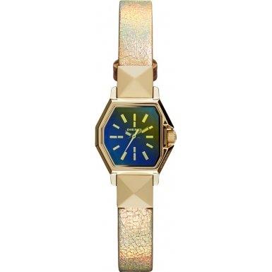 Diesel - DZ5470 - Montre Femme - Quartz - Analogique - Bracelet cuir multicolore