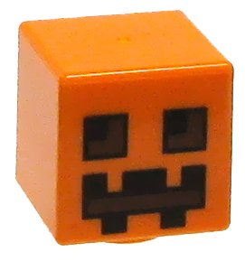 LEGO Minecraft Miscellaneous Accessory Pumpkin